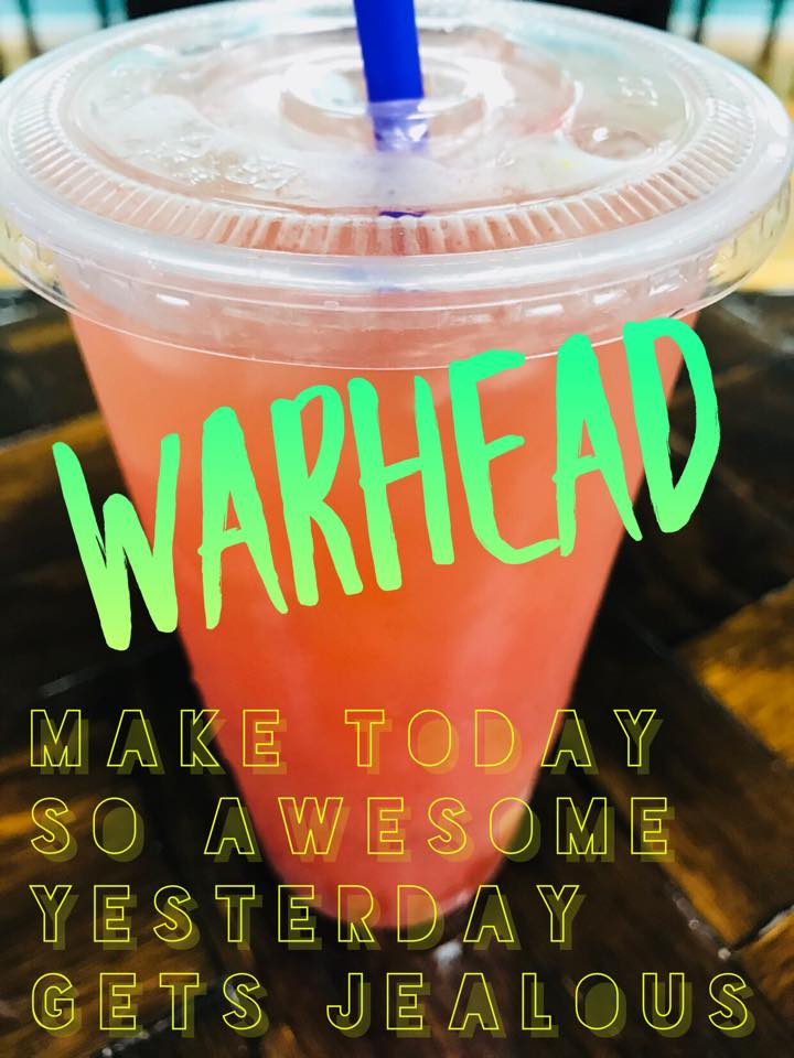 Warhead Loaded Tea